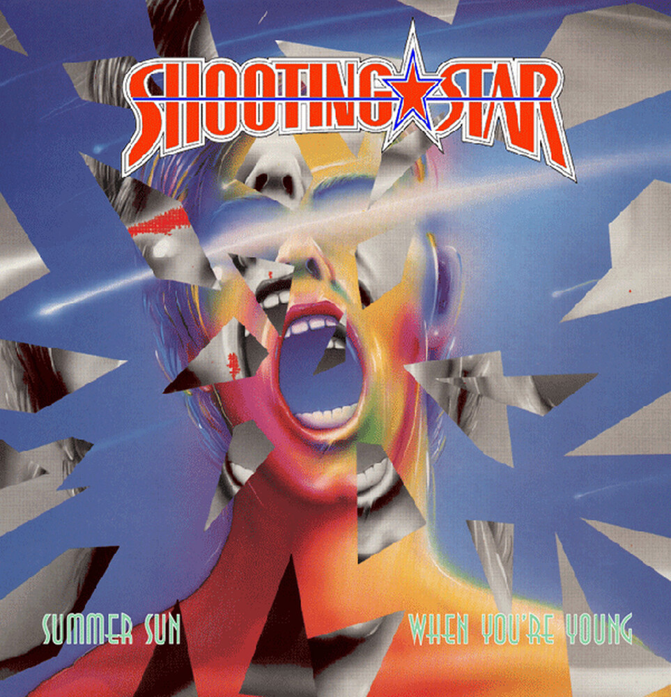 Shooting Star - Summer Sun / When You're Young (Yellow Opaque)