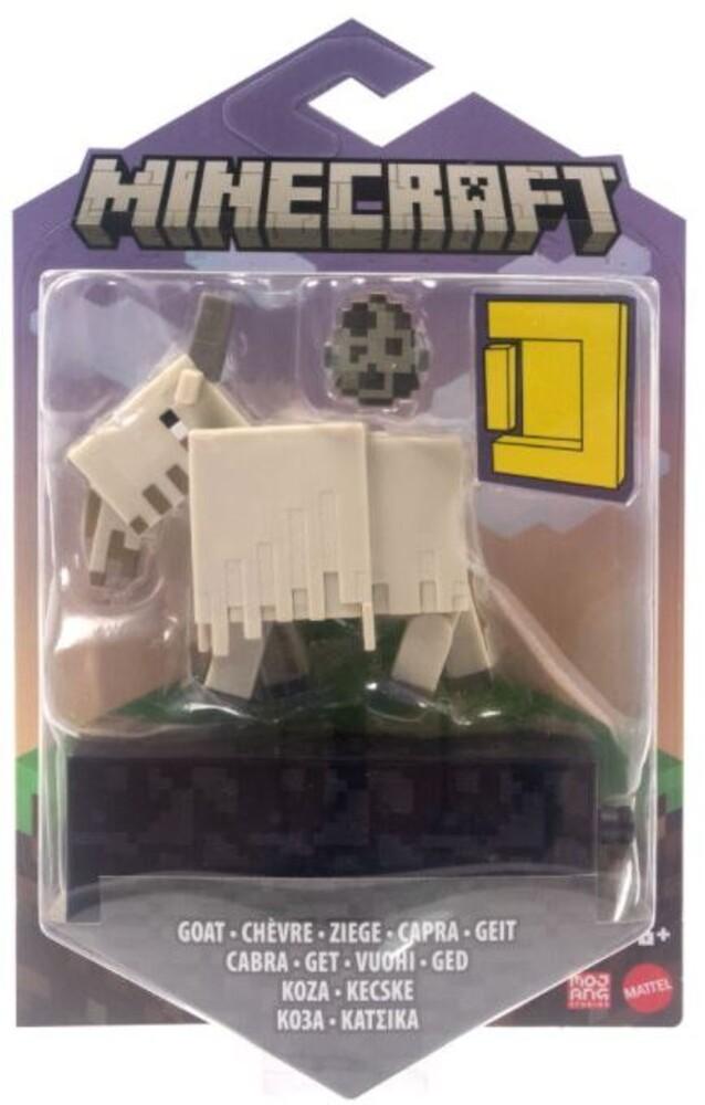 Minecraft - Minecraft Goat (Afig)