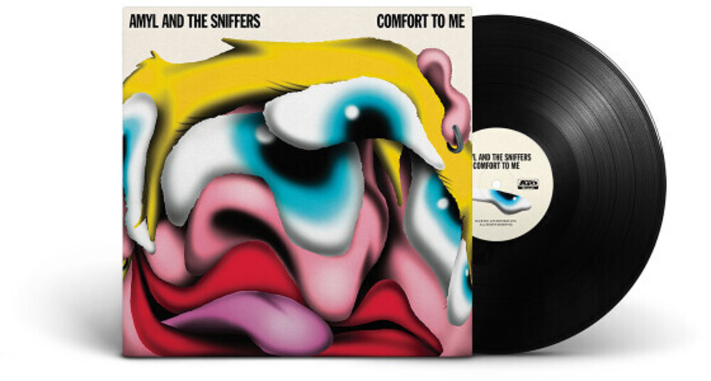 Amyl & The Sniffers - Comfort To Me (Aus)
