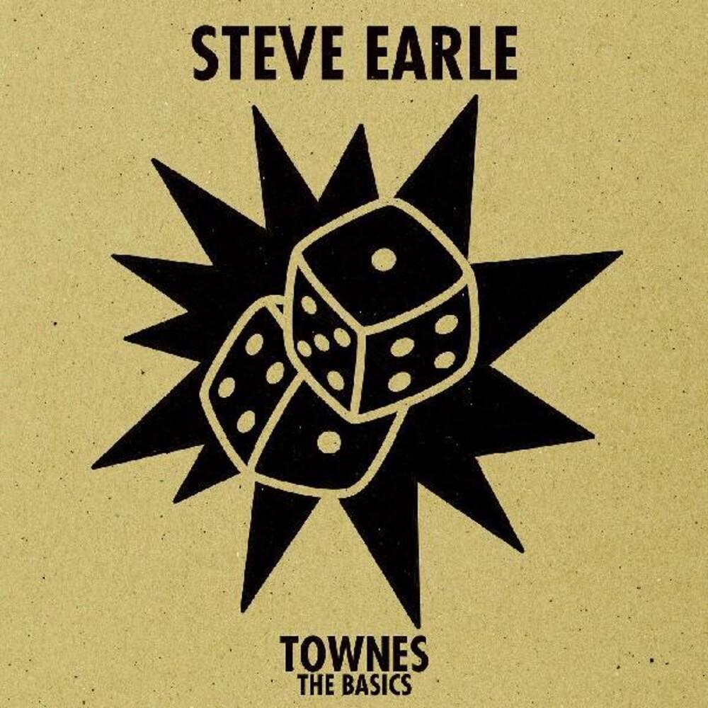 Steve Earle - Townes: The Basics (Gol)