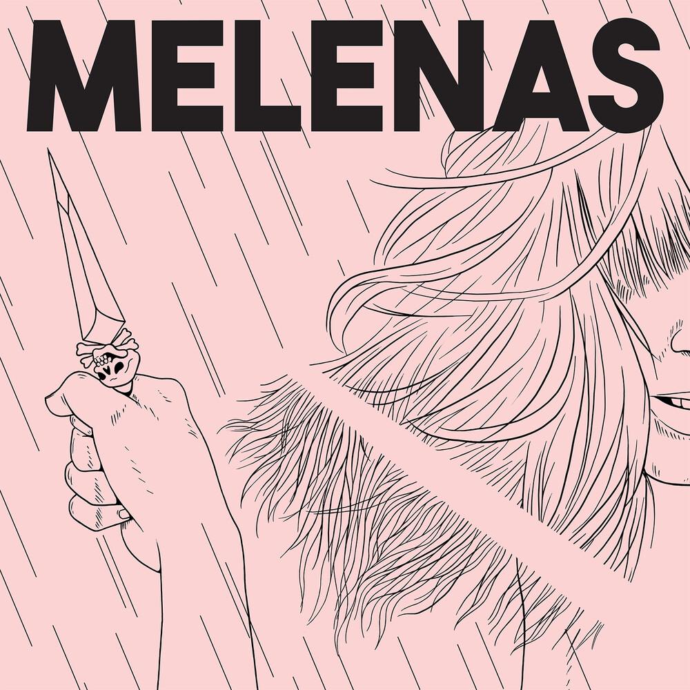 Melenas - Melenas (Dagger Danger Vinyl) [Colored Vinyl]