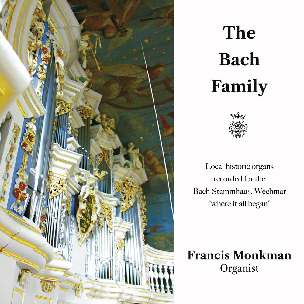 Francis Monkman - Bach Family (Uk)