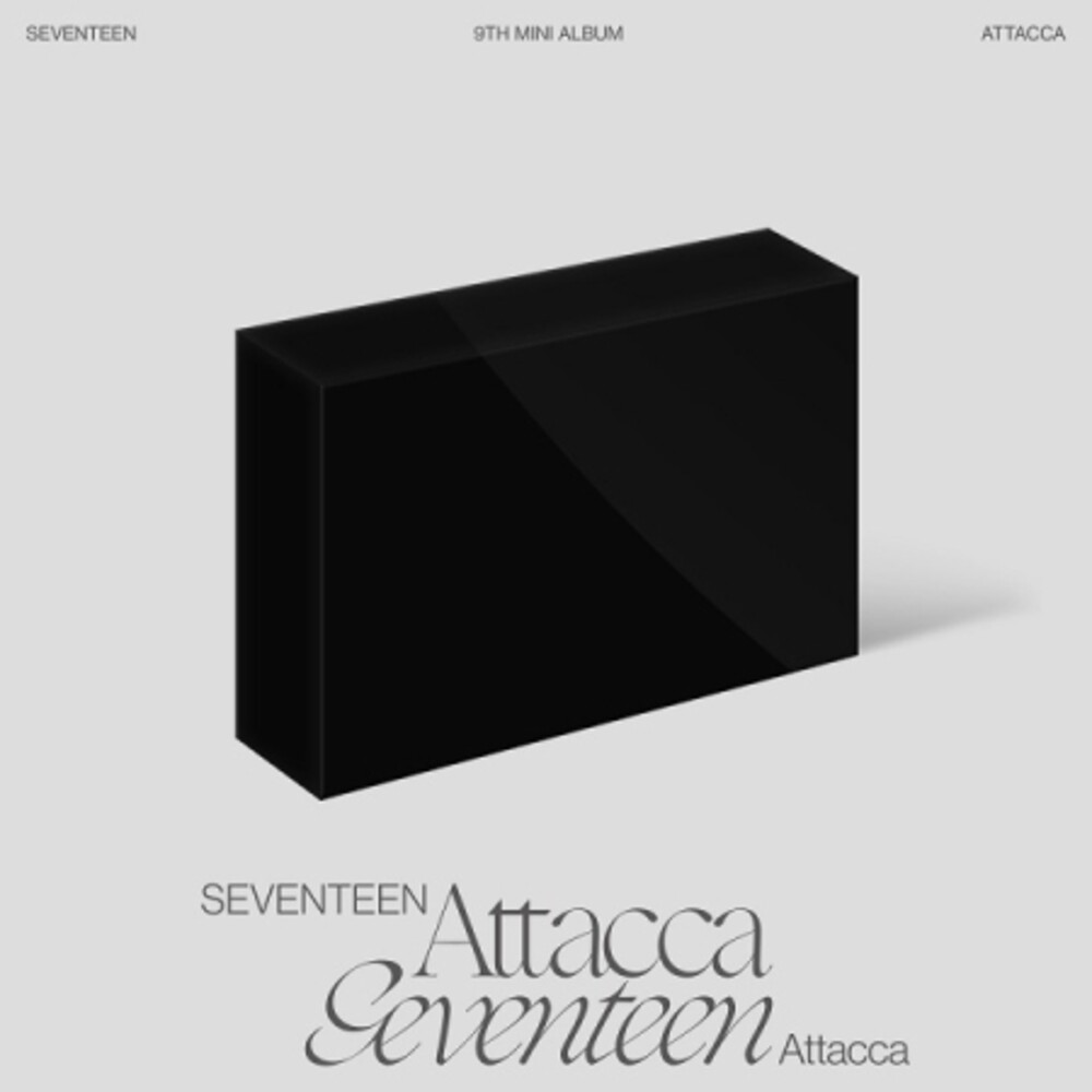 Seventeen - Attacca (Air Kit Album) (Premium Box Package)