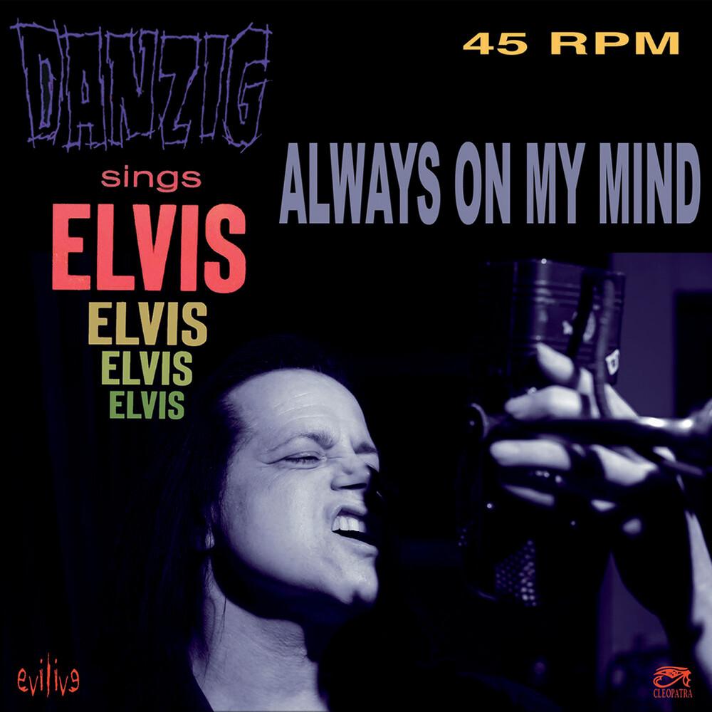 Danzig - Always On My Mind (Pink) [Colored Vinyl] (Pnk)