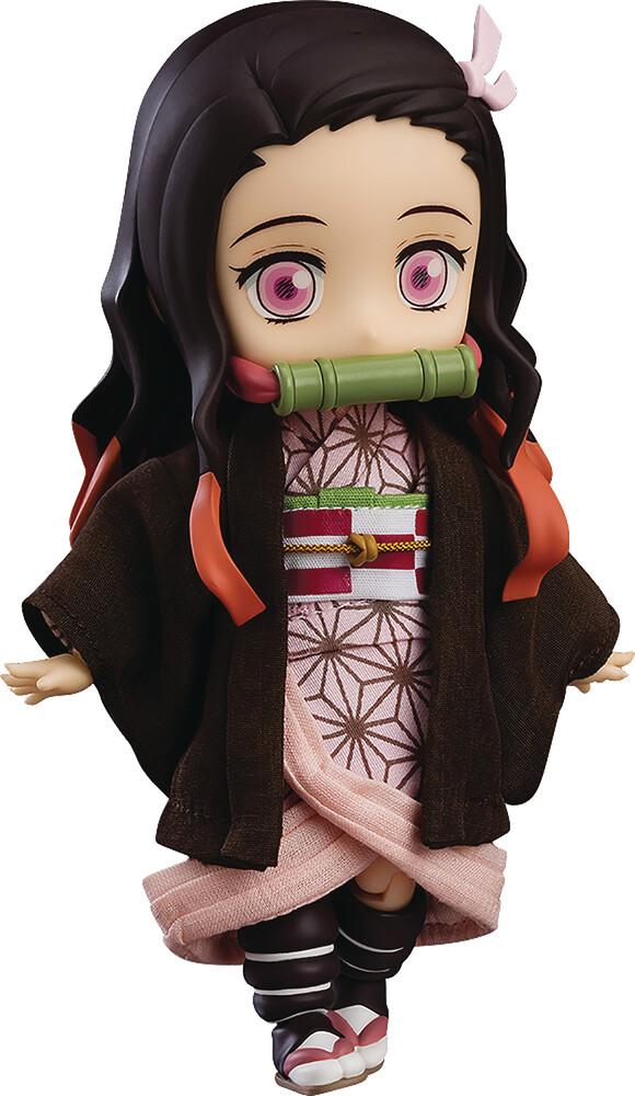 Good Smile Company - Demon Slayer Kimetsu Nezuko Kamado Nendoroid Doll
