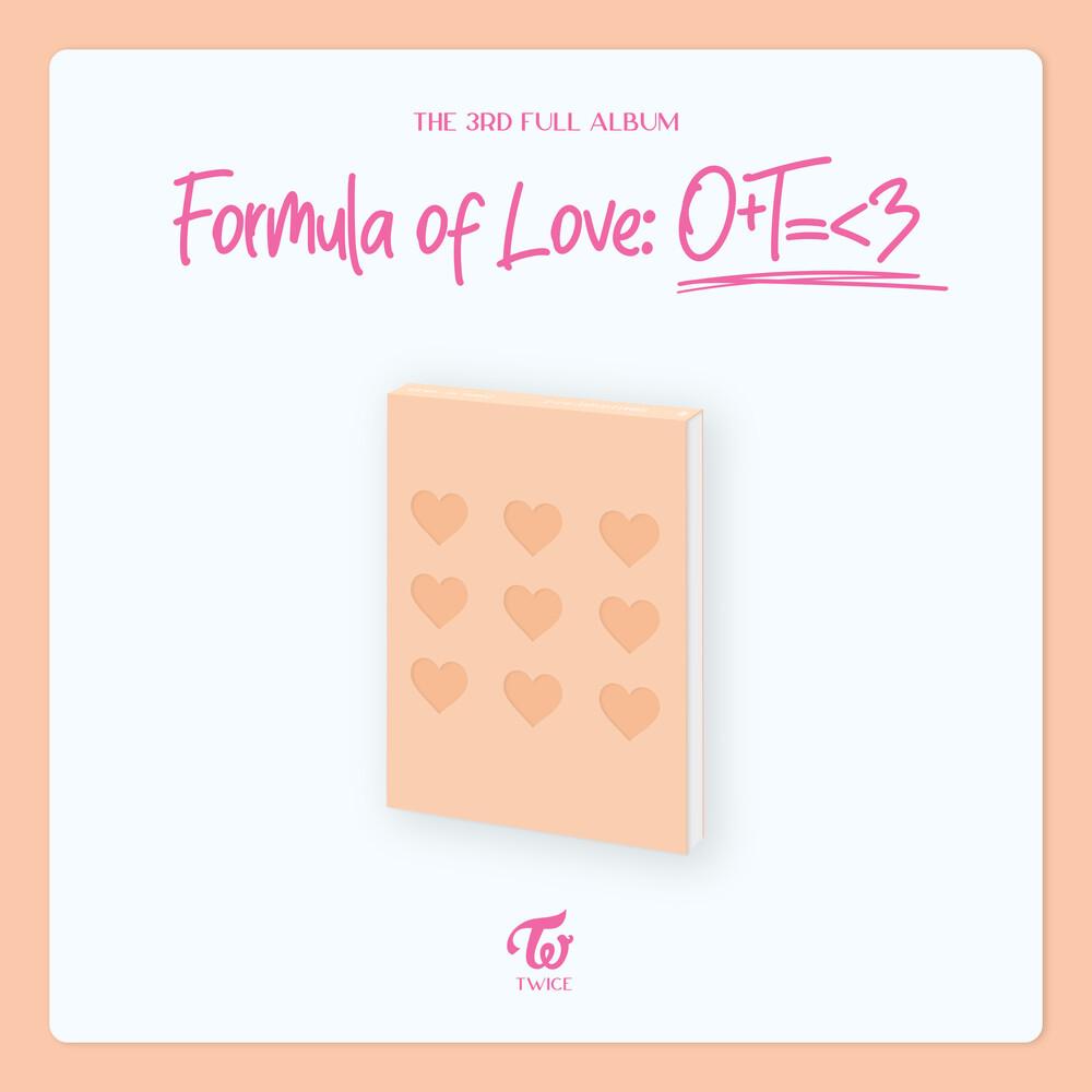 Twice - Formula Of Love: O+T=<3 (Full Of Love Ver.)