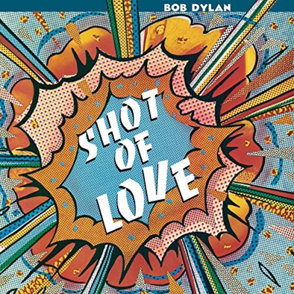 Bob Dylan - Shot Of Love [LP]