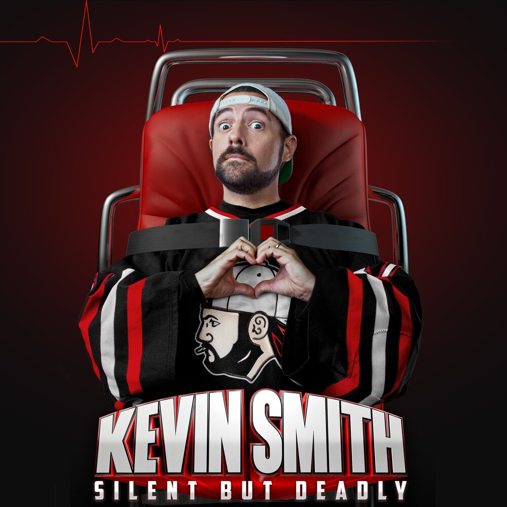 Kevin Smith - Silent, But Deadly [LP]