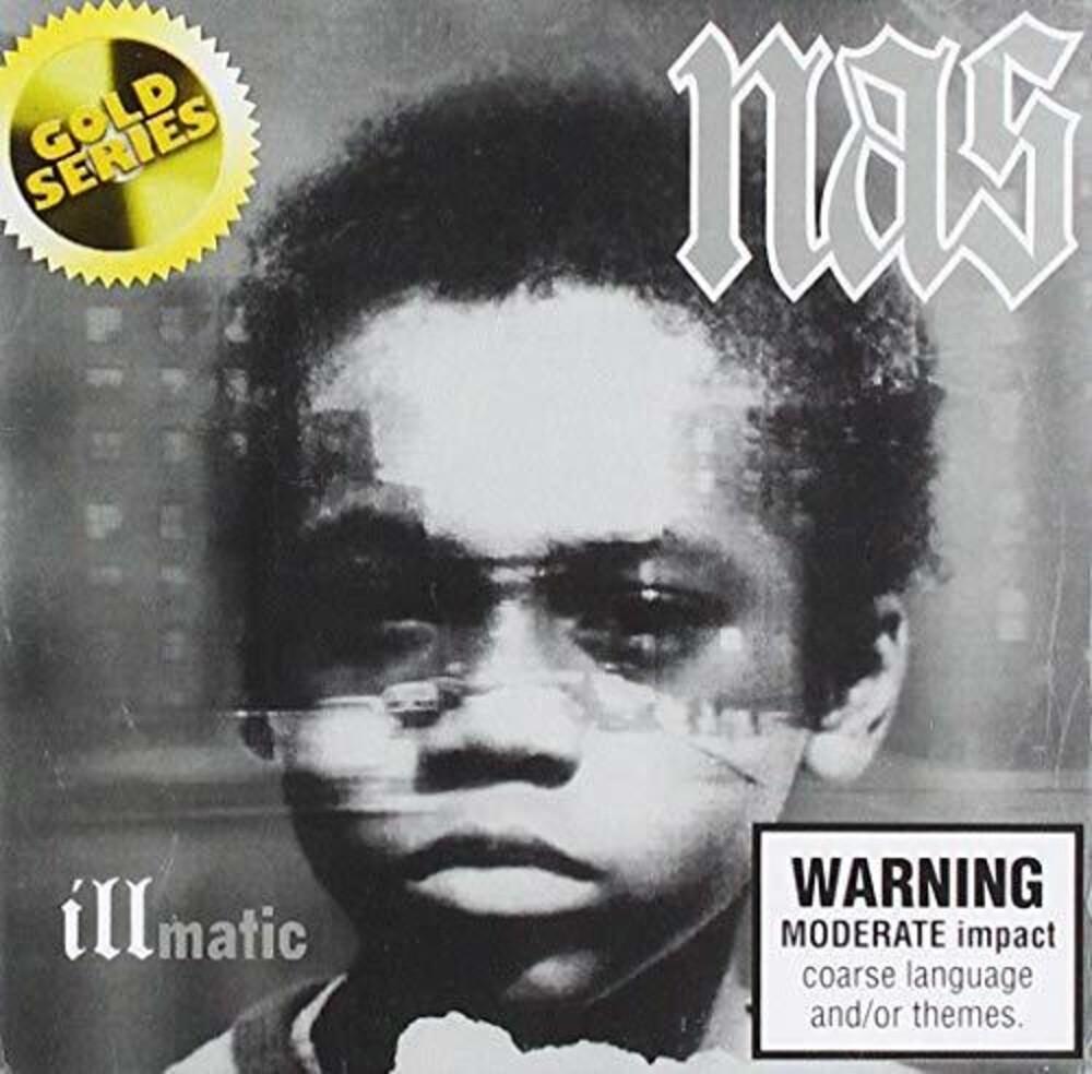 Nas - Illmatic: Platinum (Gold Series) (Aus)