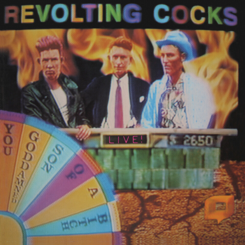 Revolting Cocks - Live! You Goddamned Son Of A Bitch [Deluxe] (Gate)
