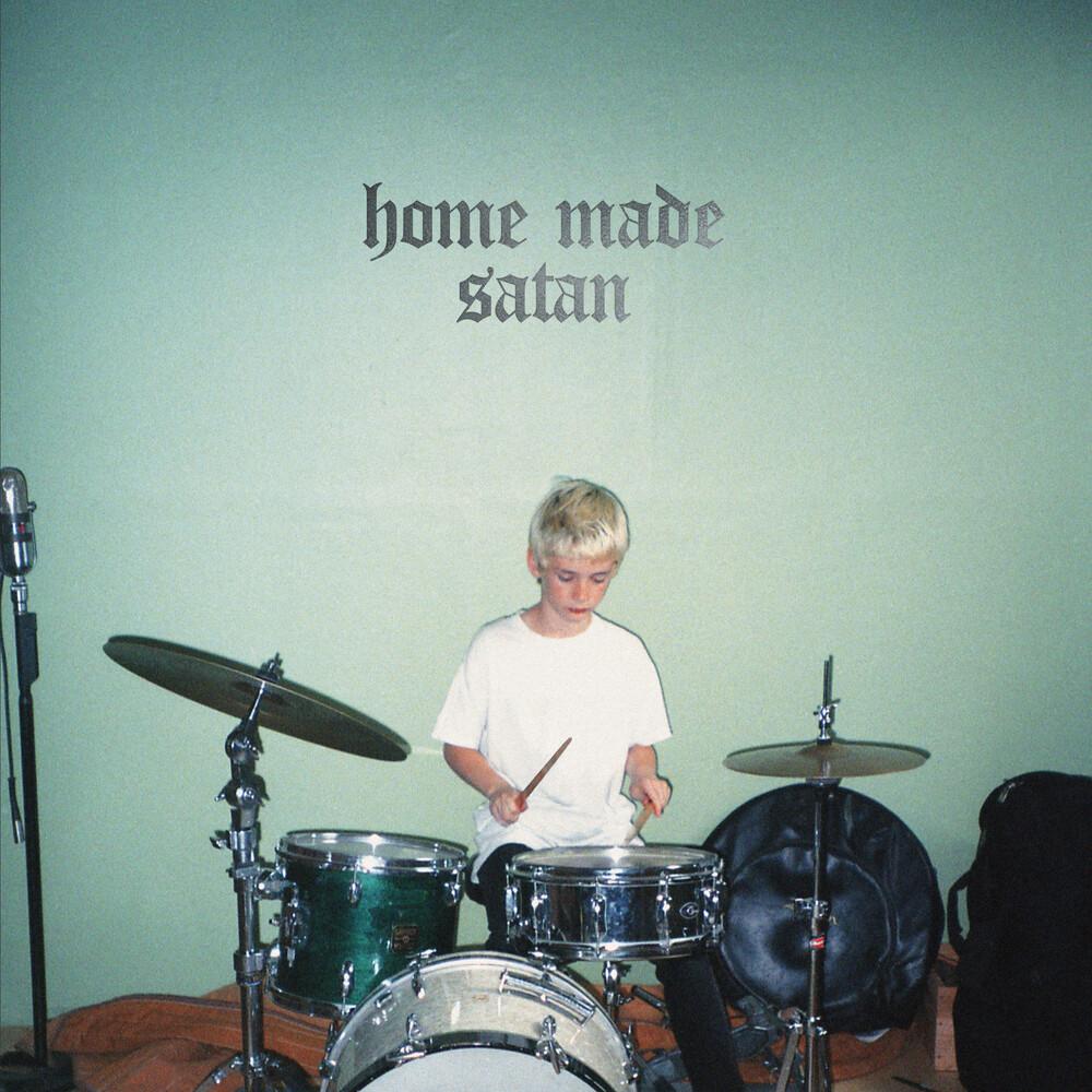 Chastity - Home Made Satan [LP]