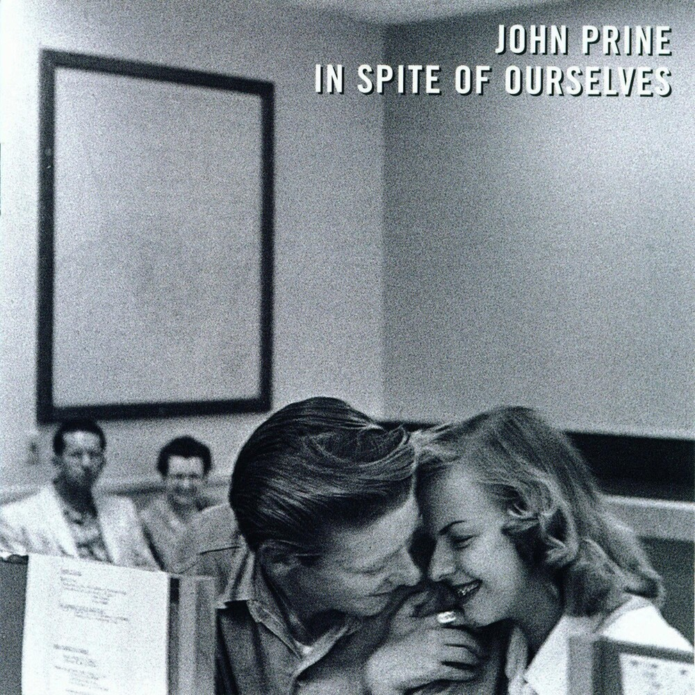John Prine - In Spite Of Ourselves [Limited Edition Pink LP]