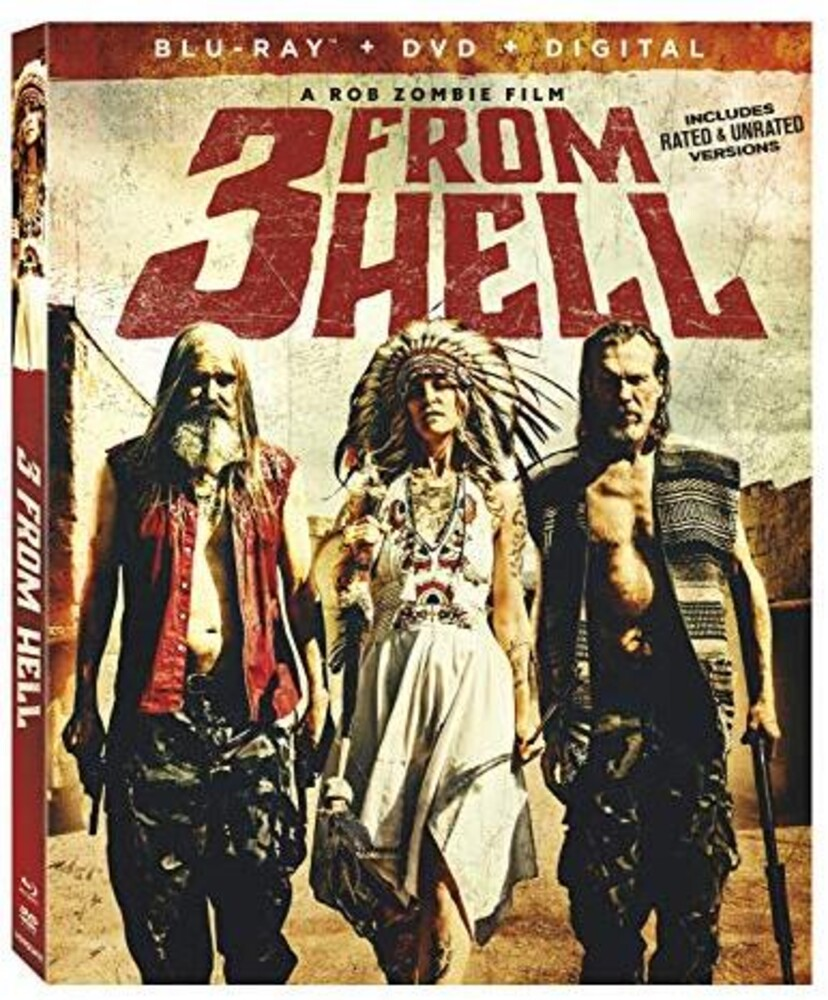 3 From Hell [Movie] - 3 From Hell