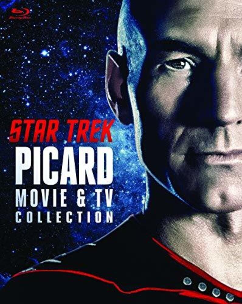 Star Trek: Jean-Luc Picard TV & Movie Collection - Star Trek: Jean-Luc Picard Tv & Movie Collection