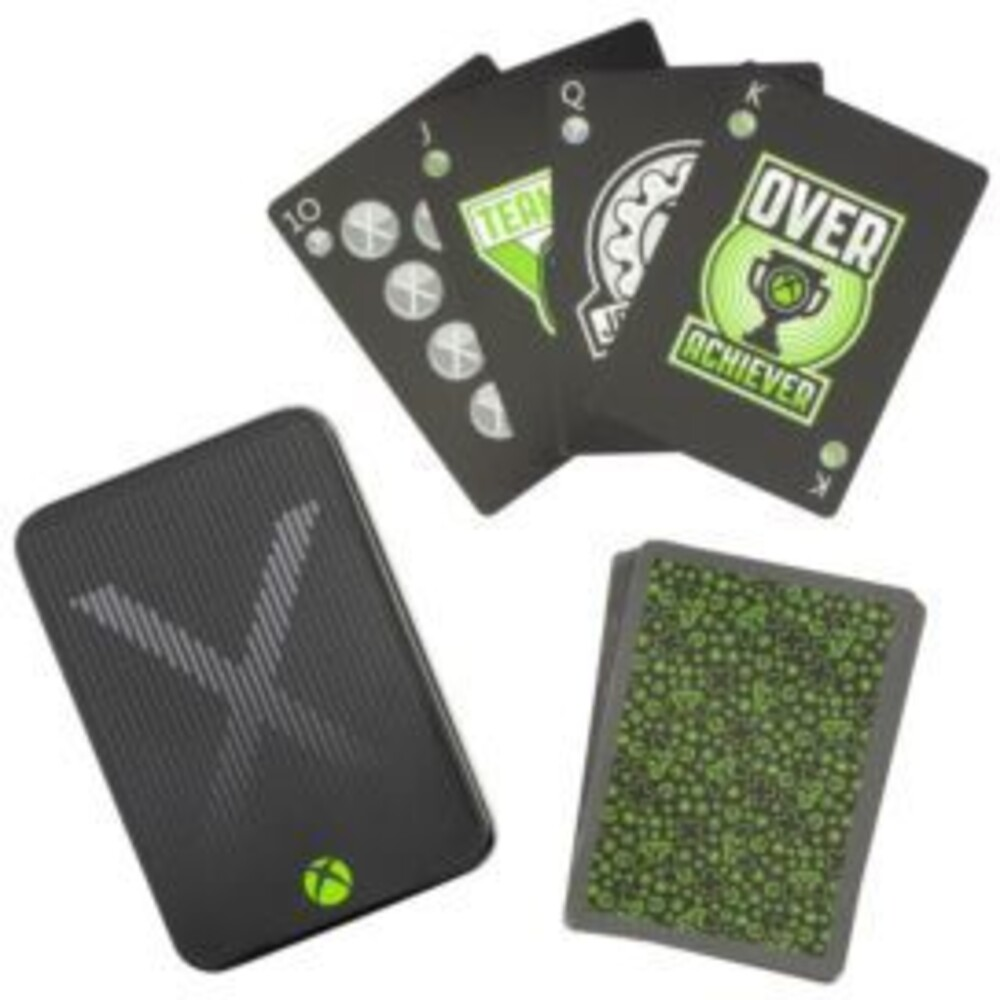 - Xbox Playing Cards