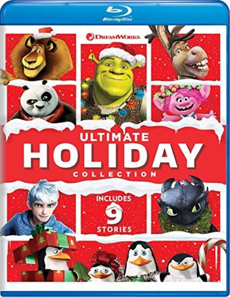 Dreamworks Ultimate Holiday Collection - Dreamworks Ultimate Holiday Collection (2pc)
