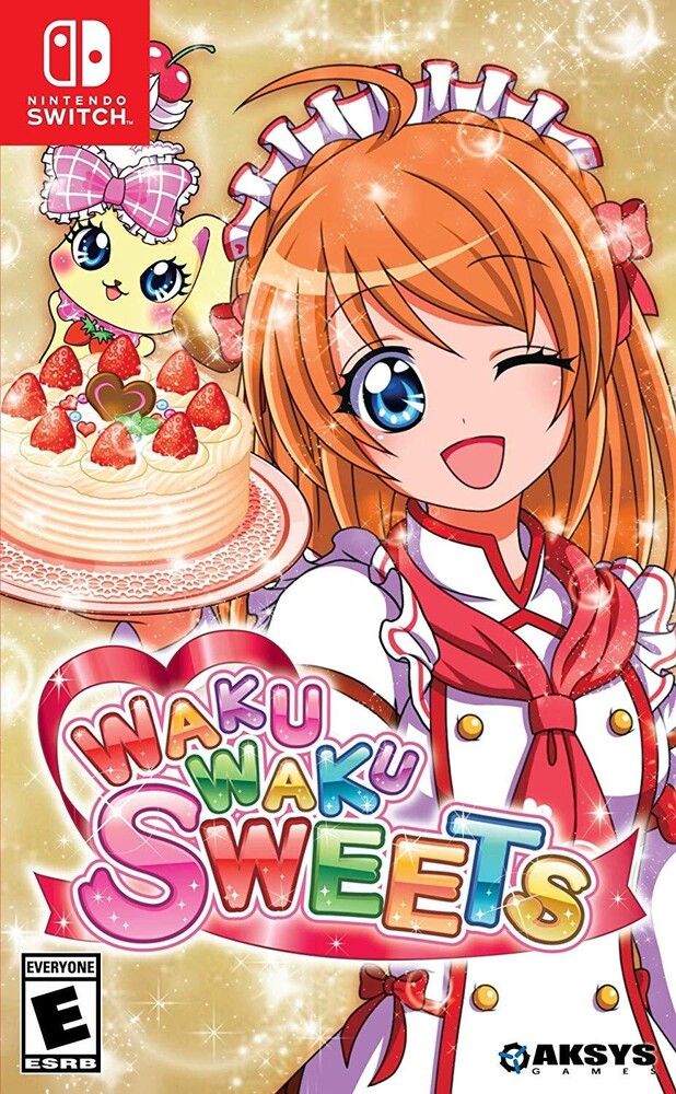 - Waku Waku Sweets for Nintendo Switch