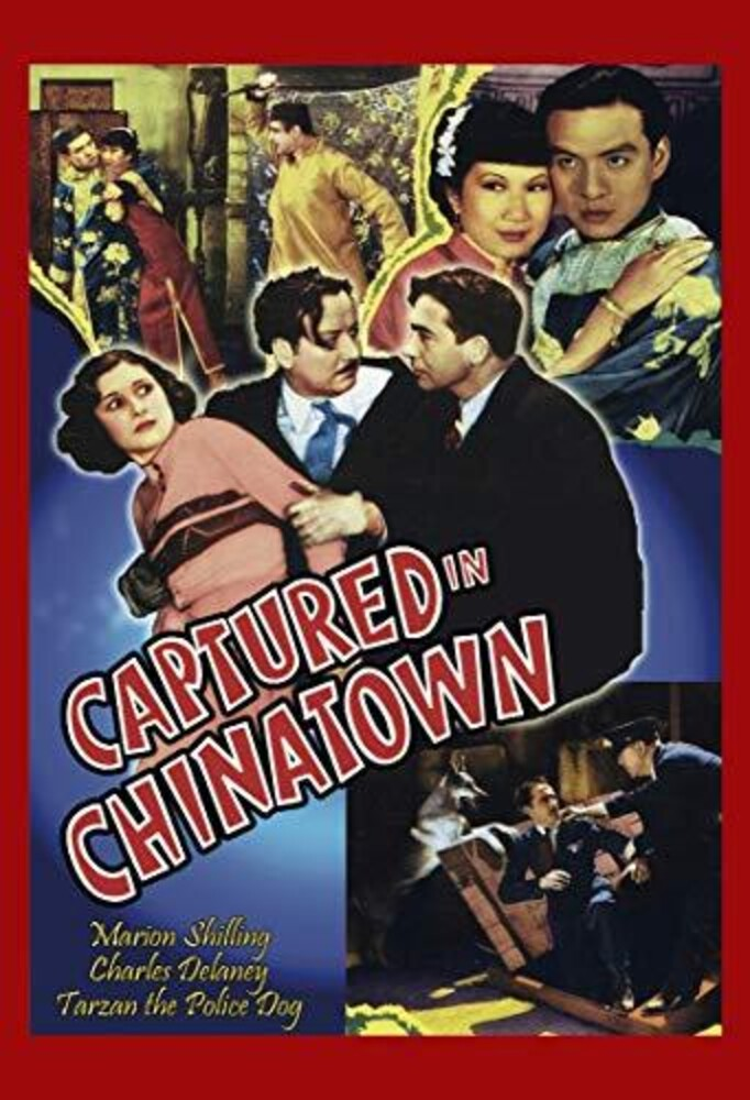 - Captured In Chinatown