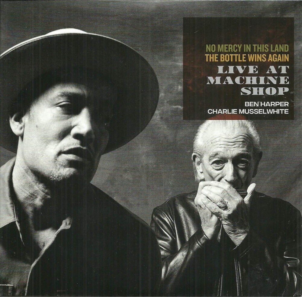 Ben Harper And Charlie Musselwhite - Live At Machine Shop [Limited Edition 7in Vinyl]