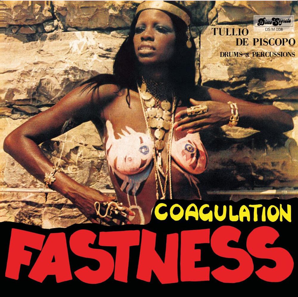 Tullio De Piscopo - Fastness / Coagulation