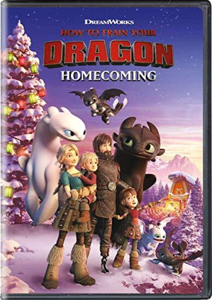 How to Train Your Dragon Homecoming - How To Train Your Dragon Homecoming