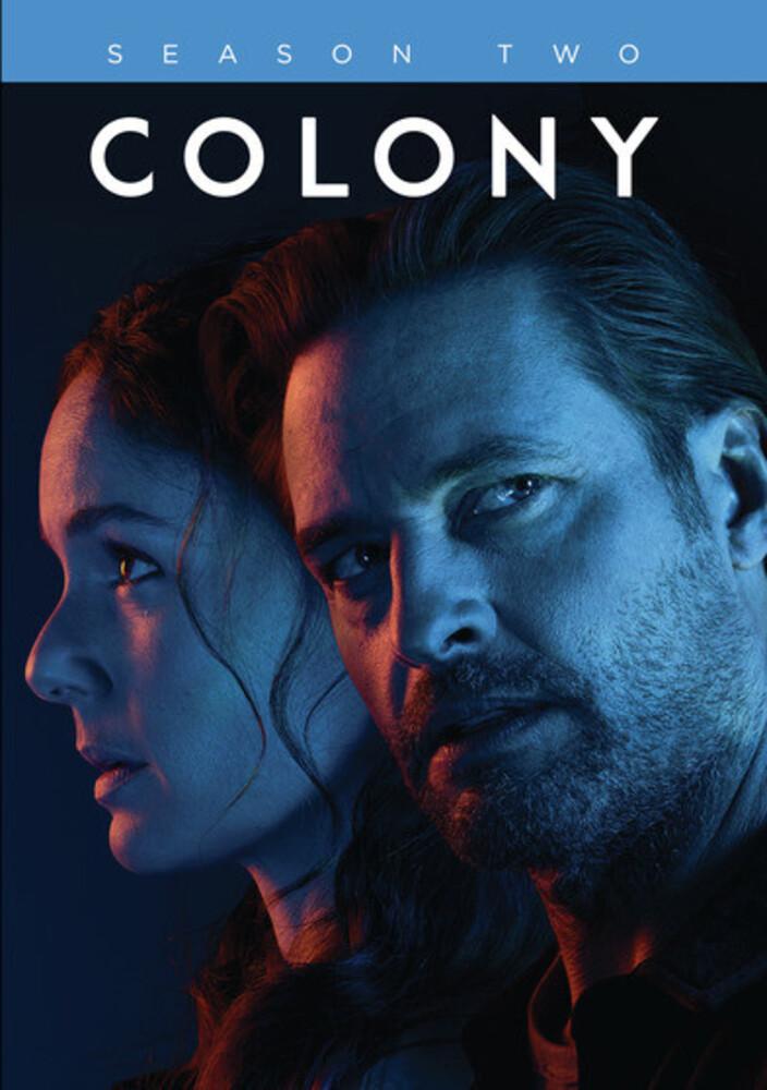 Colony: Season Two - Colony: Season Two (2pc) / (Mod)