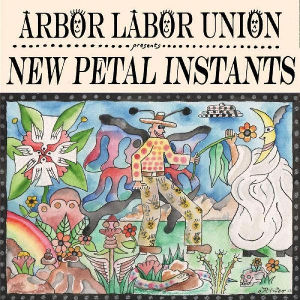 Arbor Labor Union - New Petal Instants [Colored Vinyl] (Grn)