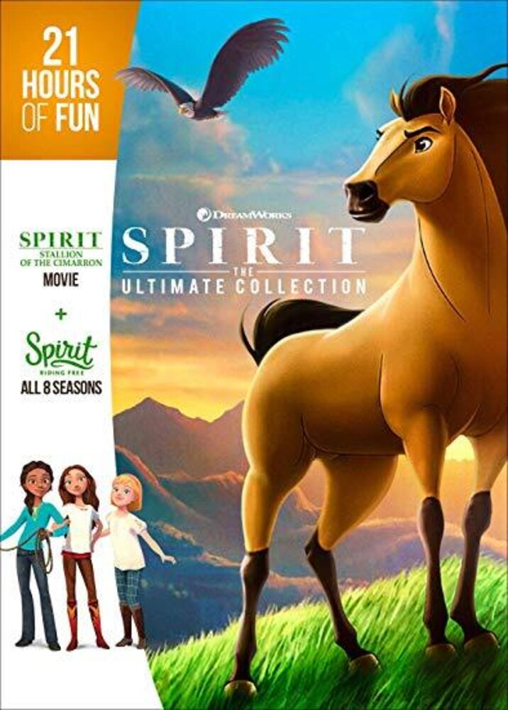 Spirit: Ultimate Collection - Spirit: Ultimate Collection (9pc) / (Box)