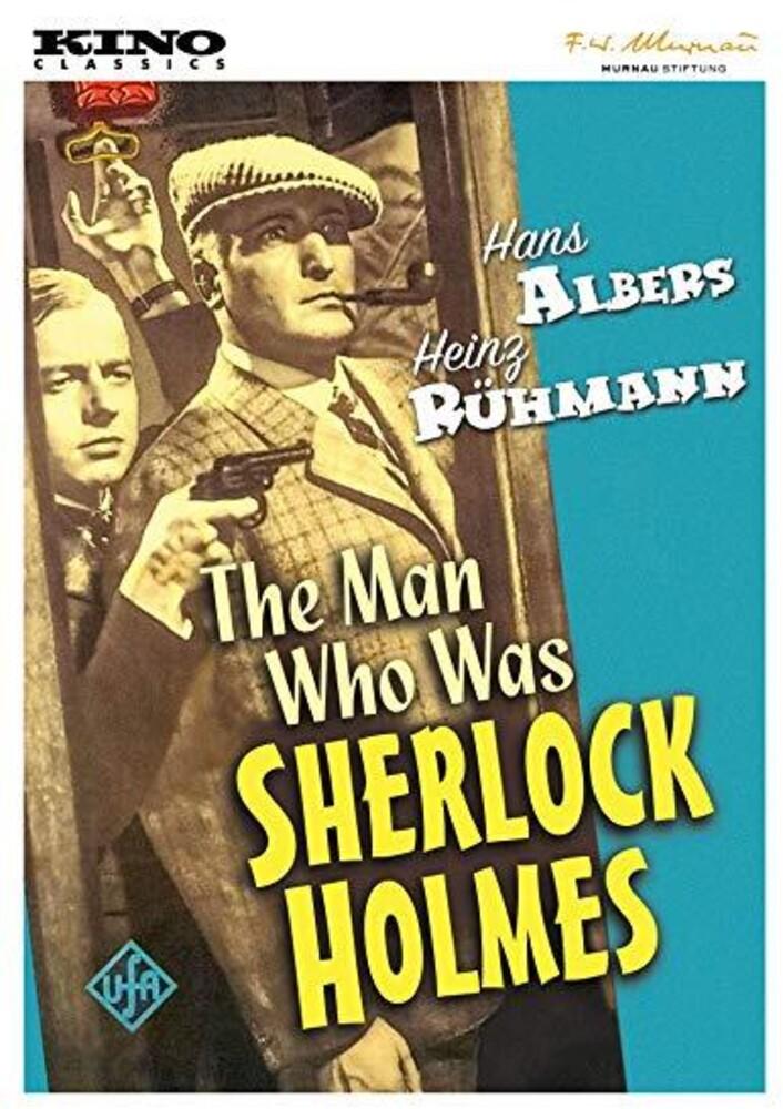 - The Man Who Was Sherlock Holmes