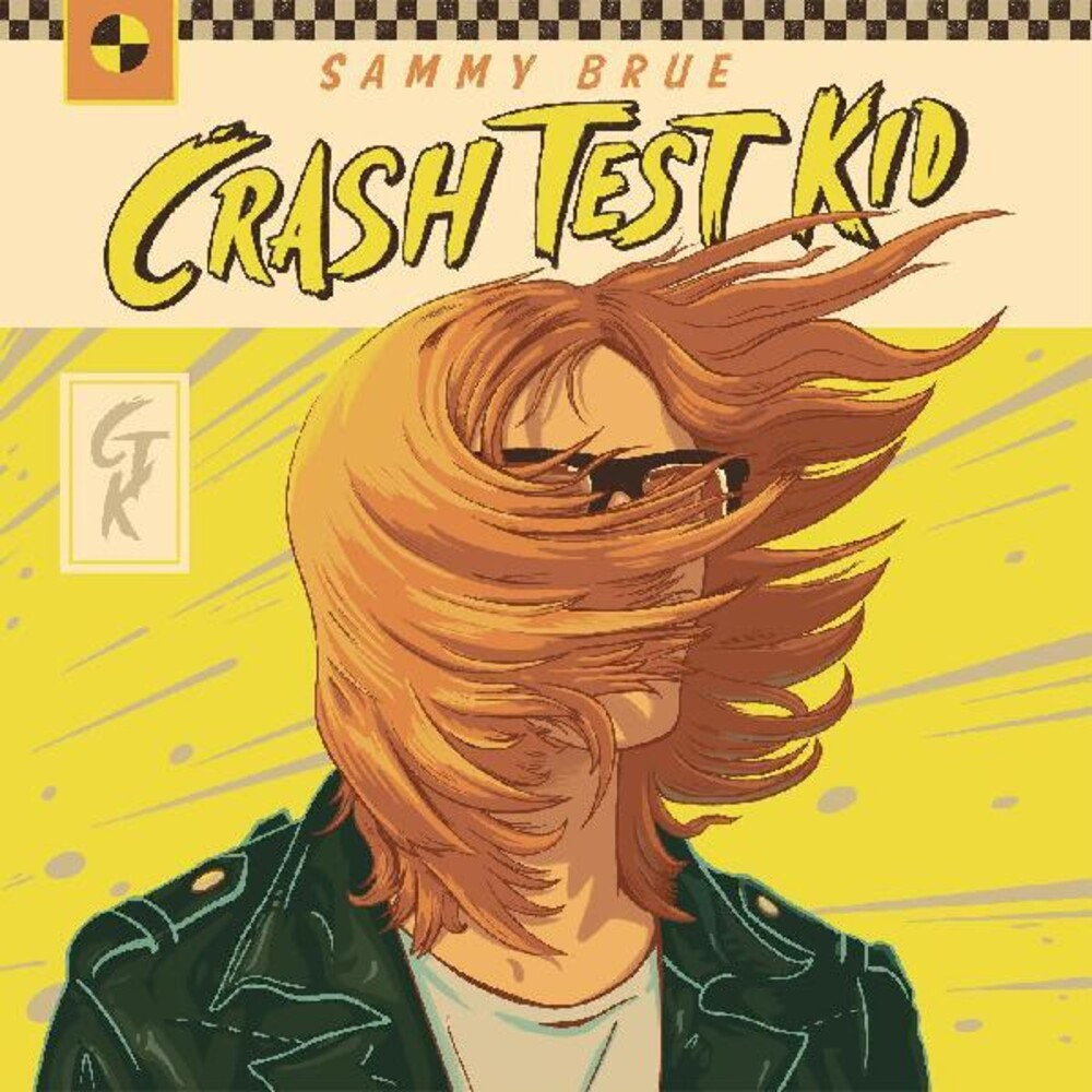 Sammy Brue - Crash Test Kid [LP]