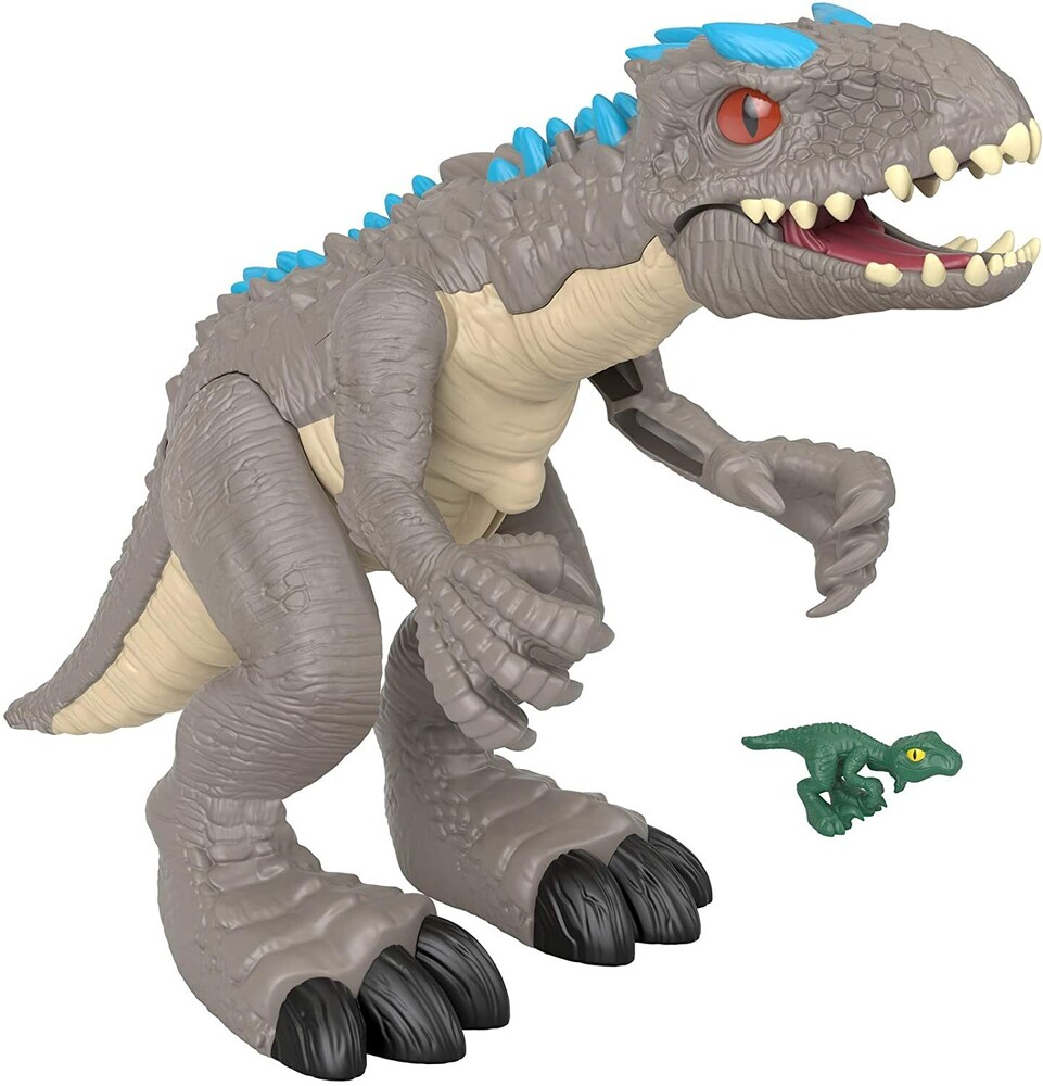 Imaginex Jurrasic Park - Fisher Price - Imaginext Jurassic World Indominus Rex