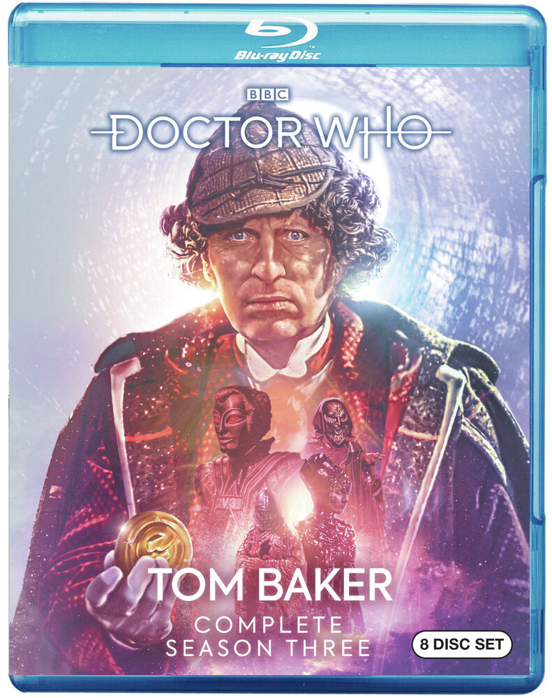 - Doctor Who: Tom Baker Complete Season Three