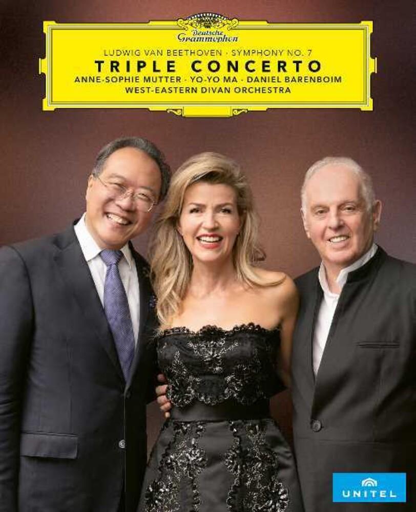 Yo-Yo Ma - Beethoven: Triple Concerto & Symphony 7