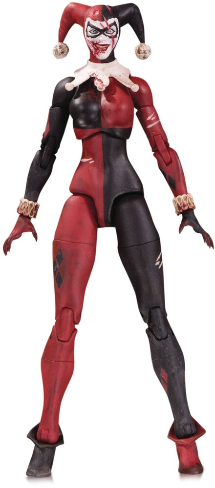 - DC Collectibles - DC Essentials DCeased Harley Quinn Action Figure