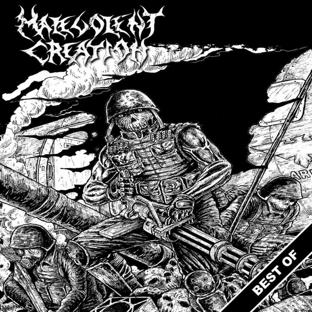 Malevolent Creation - Best Of