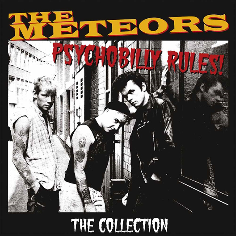 Meteors - Psychobilly Rules! The Collection [Deluxe] (Gate)