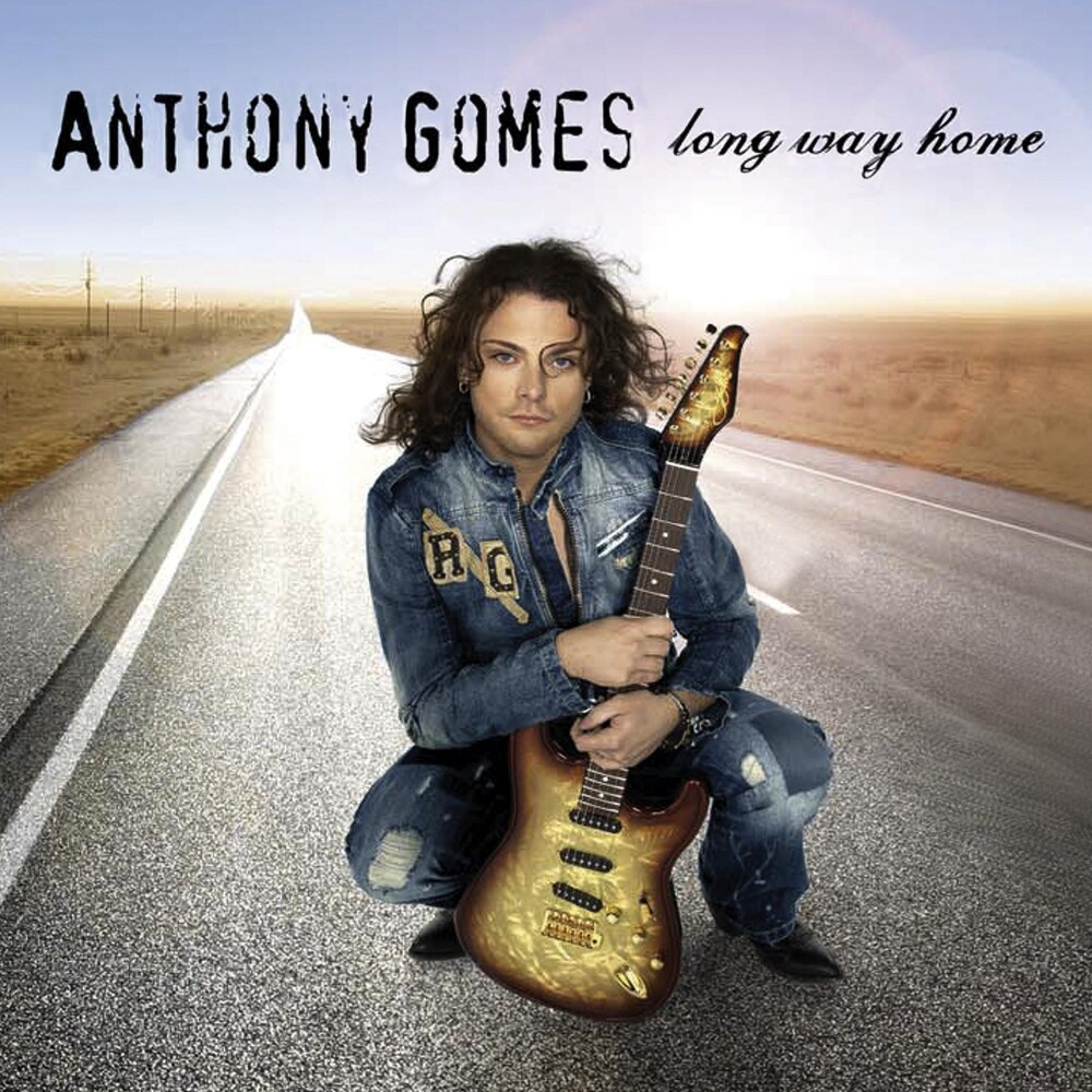 Anthony Gomes - Long Way Home