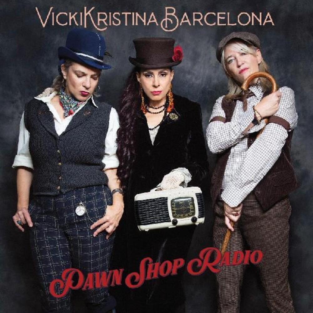 Vickikristinabarcelona - Pawn Shop Radio
