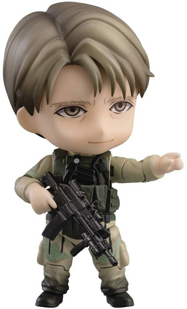 Good Smile Company - Good Smile Company - Death Stranding Nendoroid Cliff DX