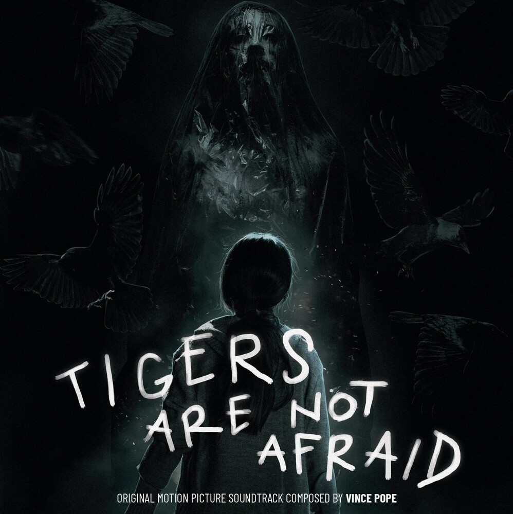 Vince Pope Ltd - Tigers Are Not Afraid / O.S.T. (Ltd)