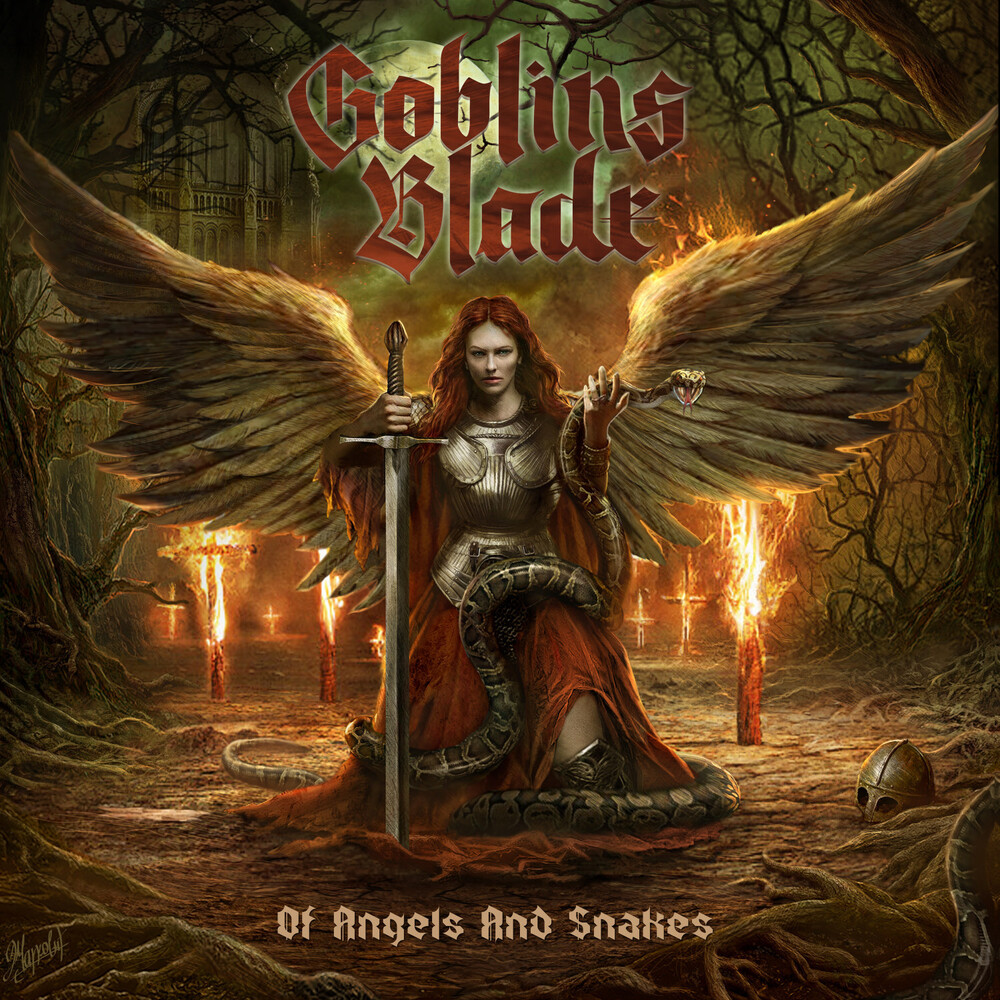 Goblins Blade - Of Angels & Snakes