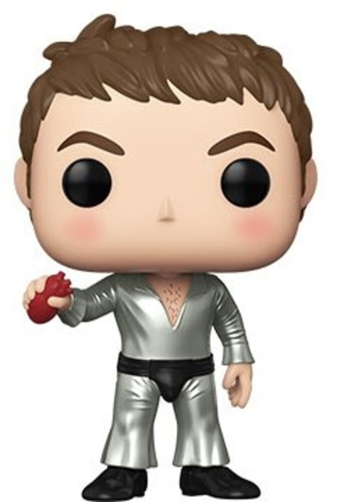 - FUNKO POP! TELEVISION: It's Always Sunny in Philadelphia- Dennis as The Dayman