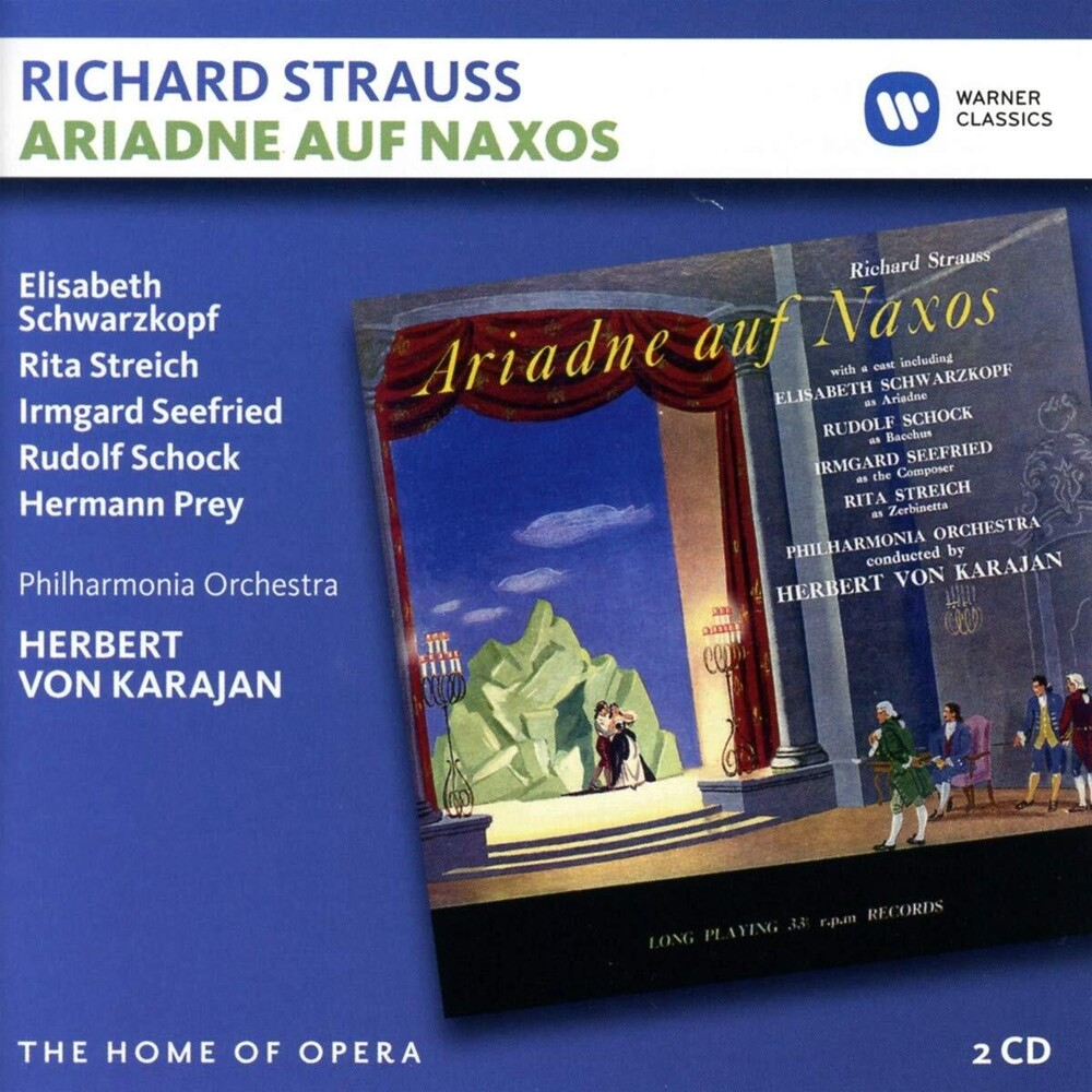 Elisabeth Schwarzkopf / Schock,Rudolf - R. Strauss: Ariadne Auf Naxos