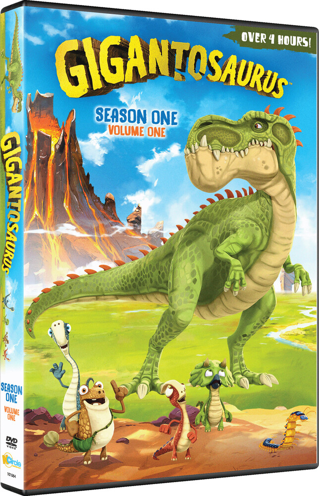 - Gigantosaurus: Season 1 - Vol 1 / (Ws)
