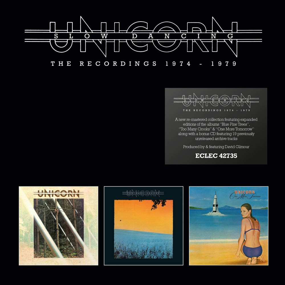 Unicorn - Slow Dancing: Recordings 1974-1979 (Uk)