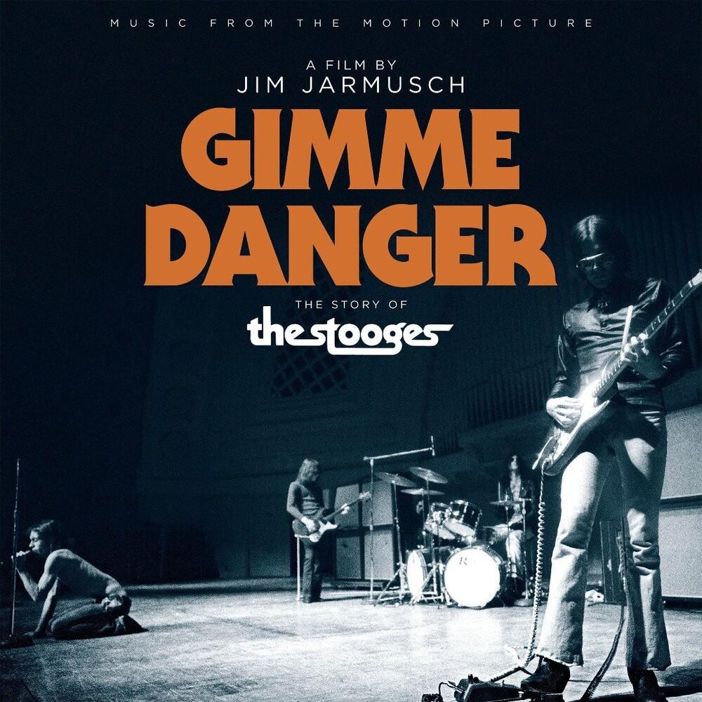 Stooges - Gimme Danger / O.S.T.