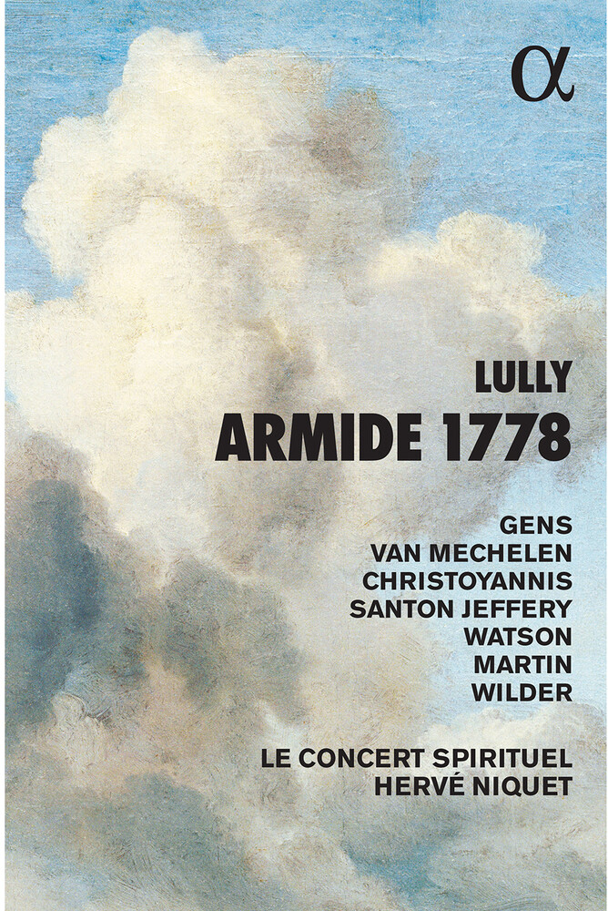 Lully / Niquet / Concert Spirituel - Armide 1778 (2pk)