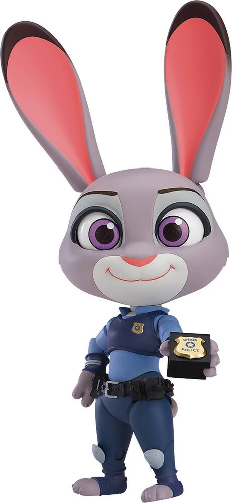 Good Smile Company - Good Smile Company - Disney Zootopia Judy Hopps Nendoroid ActionFigure