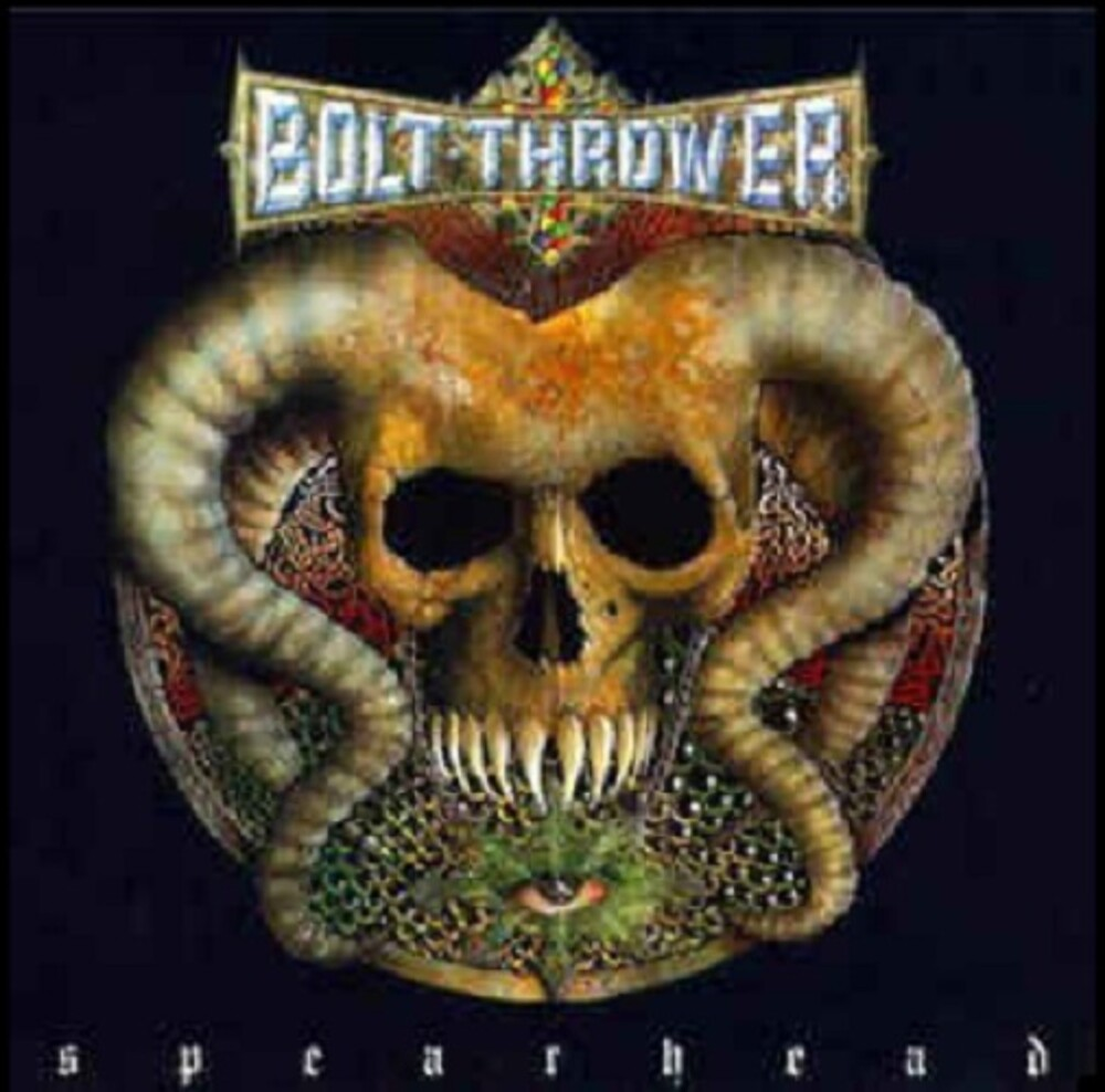 Bolt Thrower - Spearhead / Cenotaph
