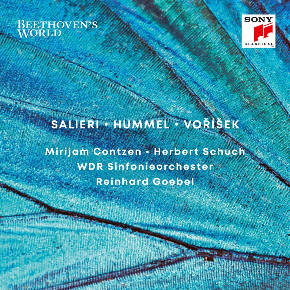 Reinhard Goebel - Beethoven's World: Salieri Hummel Vori (Ger)